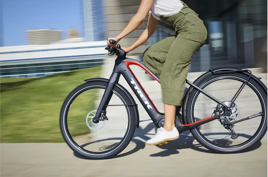 trek electric bike